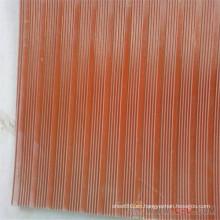 Hoja de goma antideslizante roja de American Stripes
