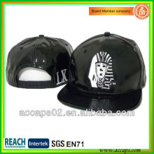 Custom Hip Hop Flat Bill Caps SN-2204