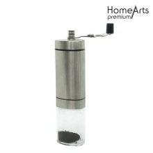 Arylic bottle Manual Coffee Grinder Coffee Mill