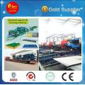 Производственная линия по производству панелей для крыши и стеновых панелей EPS и Rockwool