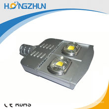 Hot sale led street lighting Ra>75 high lumens 110lm/w Bridgelux chip and Meanwell driver factory price