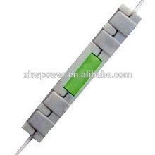 Approvisionnement en fibre optique Fissure mécanique, épissure mécanique en fibre optique