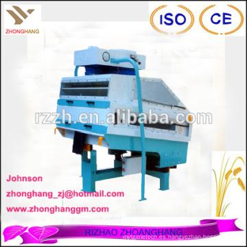 Tipo de TQSF nueva máquina destonadora de arroz condición