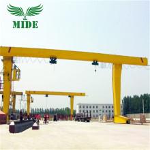 MHLE Type Single Girder Gantry Crane