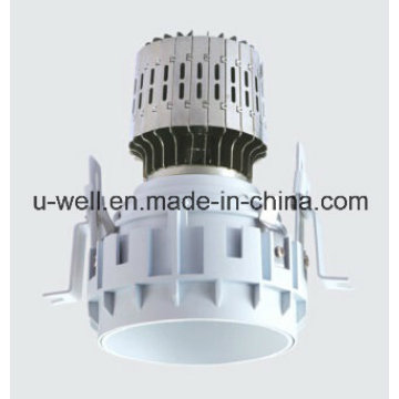 China New Frameless LED Recessed Light with White Housing