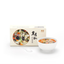 Chinese rich protein soup organic instant soup