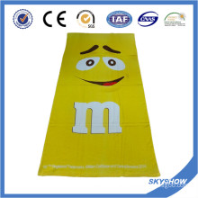 Full Size Printed Cotton Velour Towel (SST0520)