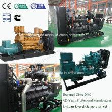 Dieselgenerator-Satz 400kw Ce-ISO genehmigt