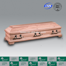 Wholesale Caskets LUXES Great German Style Wooden Coffins&Caskets