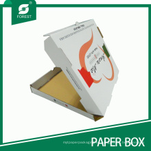 La más nueva alta calidad modificada para requisitos particulares Pizza Box al por mayor