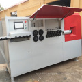 CNC steel hoop bending machine