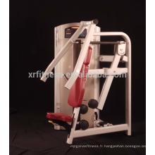 banc pliant / barre de traction / équipement de conditionnement physique / presse de poitrine