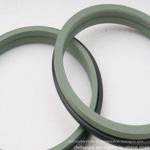 Limpador de poeira de bronze hidráulico de PTFE / Scrapers Sealling