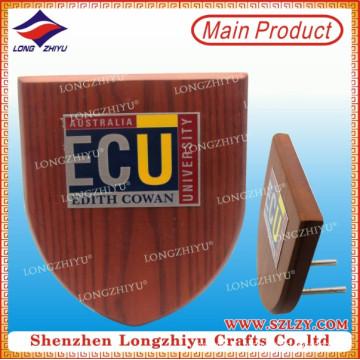 Пользовательский деревянный щит MDF для награждений