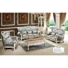 New Classic Sofa, Fabric Sofa, Royal Sofa (2200)