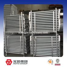Fabricante confiable para sistema de andamio Ringlock galvanizado por inmersión en caliente