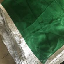 Valla de seguridad de construcción de malla de barrera de seguridad de plástico de alta calidad