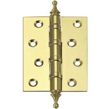 charnière de la porte dorée