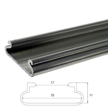 1,2 mm Greenhouse Film Aluminium Locking Kanal