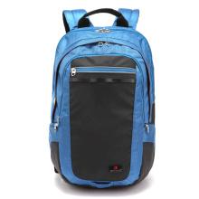 2014 meilleure vente en nylon imperméable laptop backpack sac à dos