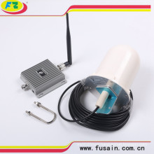 850MHz/1900MHz Dual Band PCS 2g GSM/3G 65dB Mobile Signal Booster for Home or Office Large Coverage