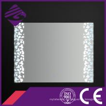 Jnh220 Saso Rechteck Wasserdichter Badezimmerspiegel mit LED-Licht