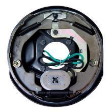 """10"""" remolque freno eléctrico placa trasera"""