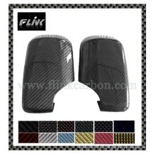 Carbon Fiber Mirror Cover (Sedan) for BMW E46
