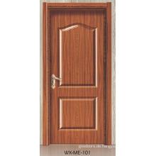 Niedriger Preis Ausgezeichnete Qualität Hotsale Melamin-Tür (WX-ME-101)