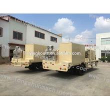 1250-800 No viga arco K máquina de construcción de acero / K máquina de construcción de techo grande