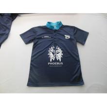 Обычай дешевой цене всех видов рубашки поло в Китае