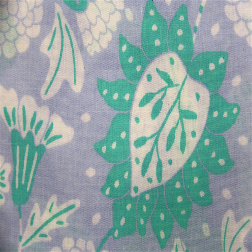 Country Printed Fabric