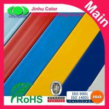 Ралли цветное внешнее полиэфирное алюминиевое порошковое покрытие