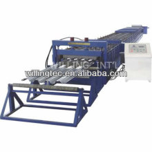 Good performance floor deck plare roll forming machine