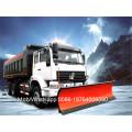 4*2 Snow Broom Sweeper Snow Melt Truck