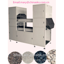 mineral color sorter machine with CCD camera