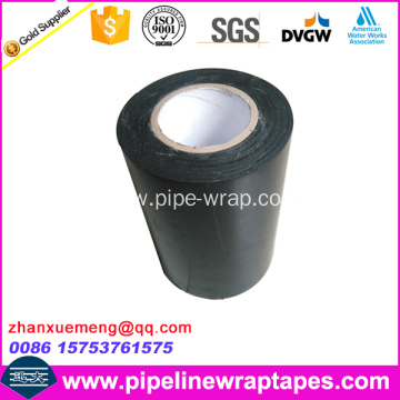 pvc backing inner butyl rubber tape