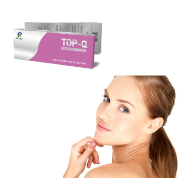 TOP-Q 1 ml Cross Linked Lip Injections Dermal Filler Acid Hyaluronic Skin Care