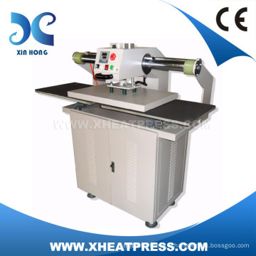Machine de presse de chaleur double hydraulique automatique