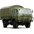 Military Cross Country Off Road Truck