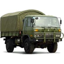 Caminhão off-road militar cross country