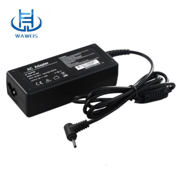 3.0 * 1.0 χιλιοστά OEM Laptop Power Adapter Samsung 19V 3.42A