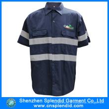Vestuário de trabalho de bordado personalizado