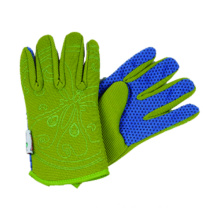 Bourrelet with Floral Working Glove