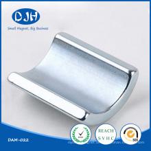 Dajinhua Fliesenform Permanent NdFeB Moto Magnet