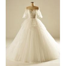 Hochzeitskleid plus Größe fertigen Entwurf besonders an