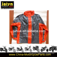 Motorcycle Raincoat for 190t Polyester Taffeta