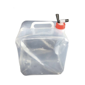 PE material water container folding soft poly tank