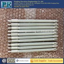 Точные детали для сварки тканью из нержавеющей стали, детали для механической обработки cnc