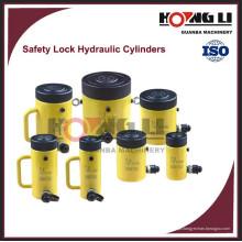 Cilindros hidráulicos da porca de segurança da segurança HL-LS com preço de fábrica, feito em China